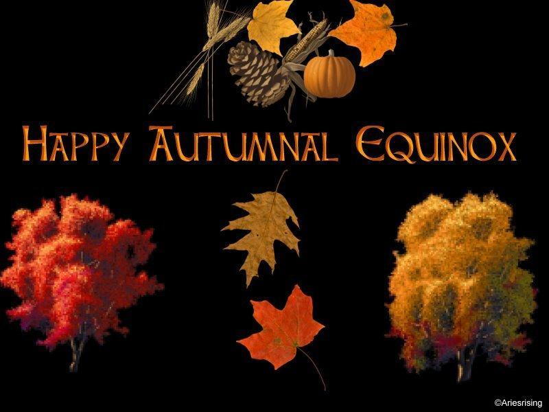 happy autumna equinox